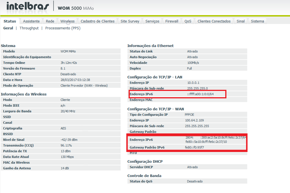 firmware intelbras wom 5000 8.4
